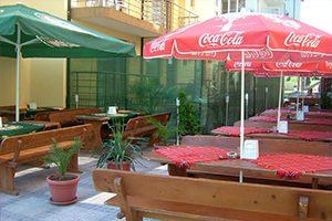 Ресторант на къщи за гости България и Елена